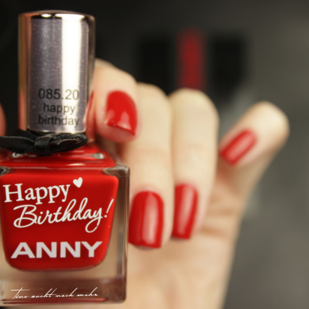 ANNY Happy Birthday