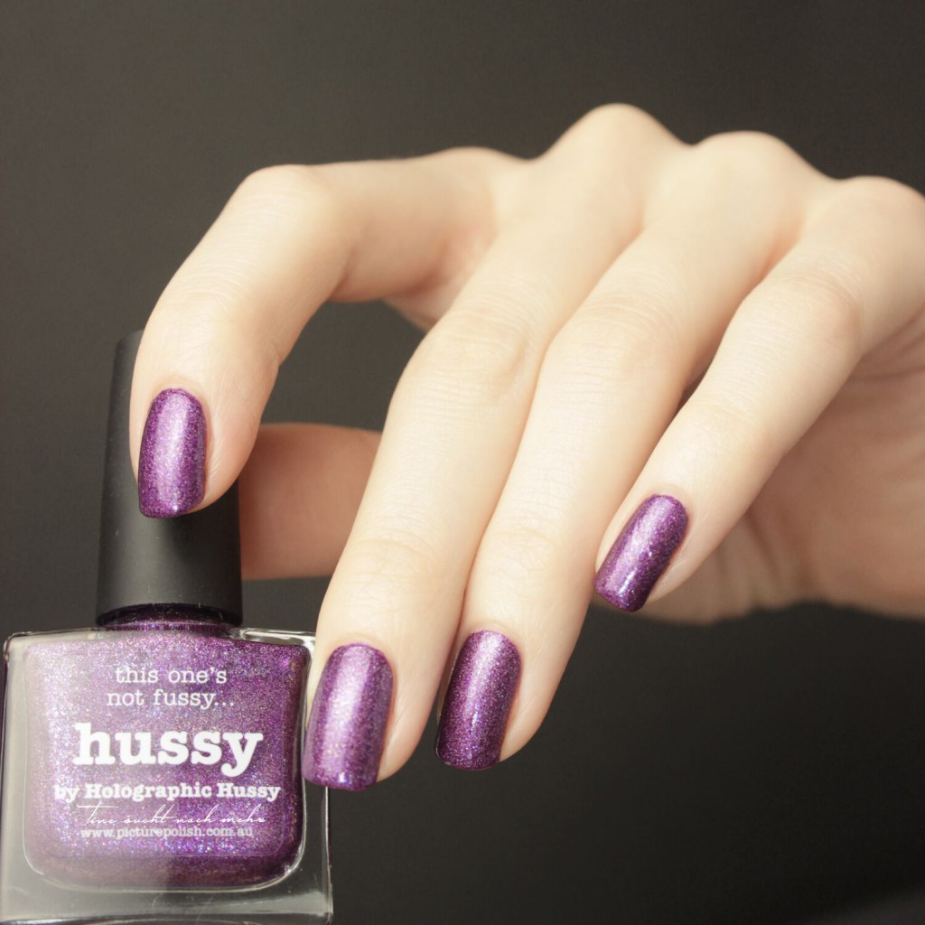 Picture Polish Hussy