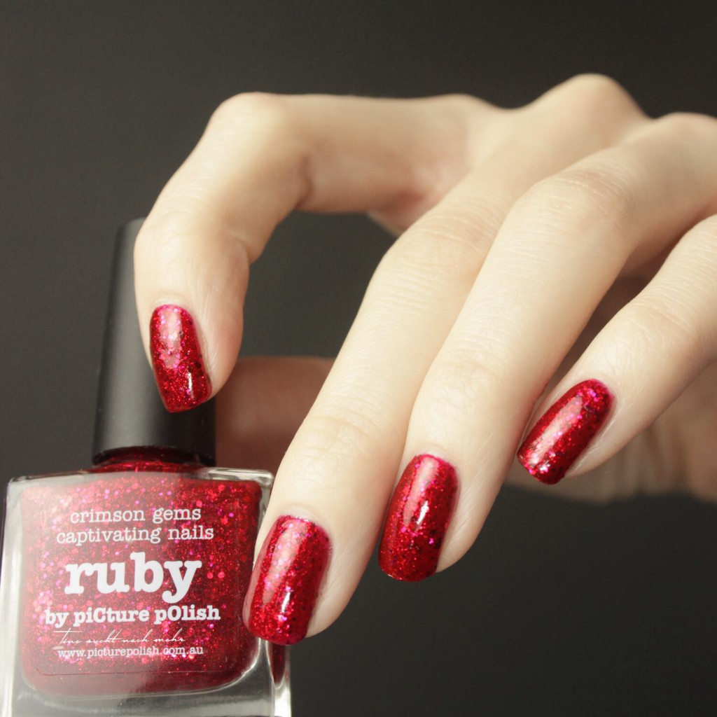 Picture Polish Ruby