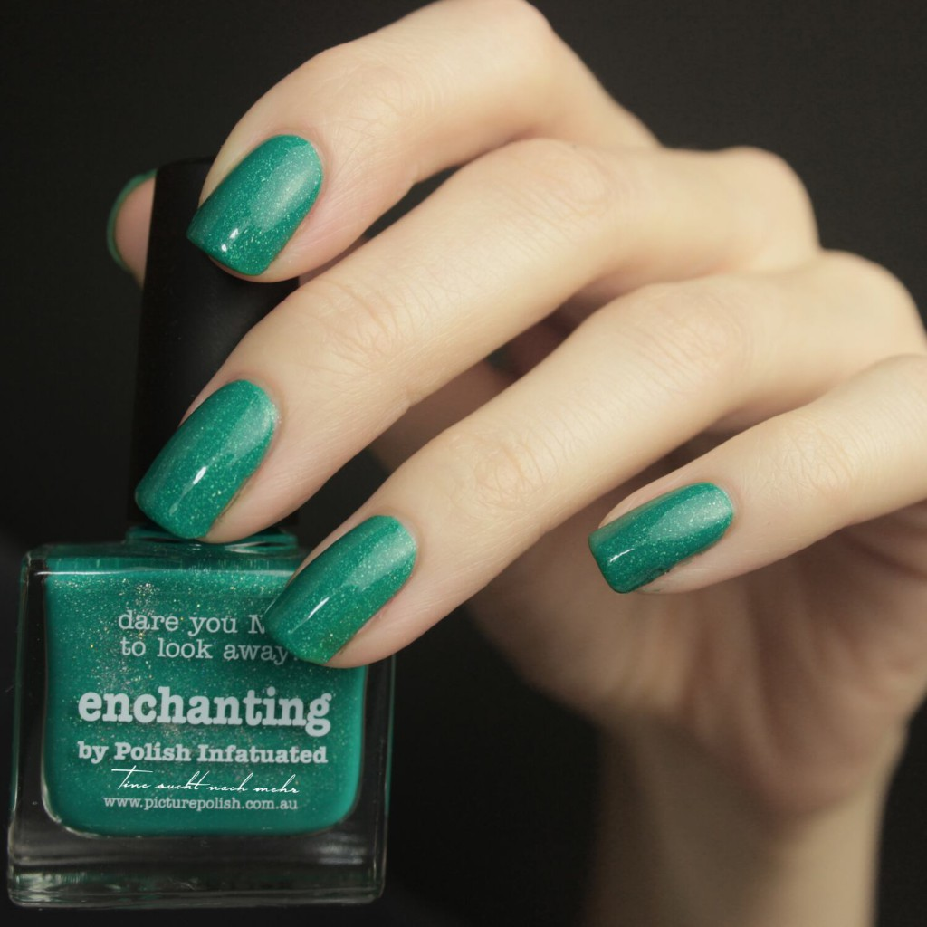 Picture Polish echanted