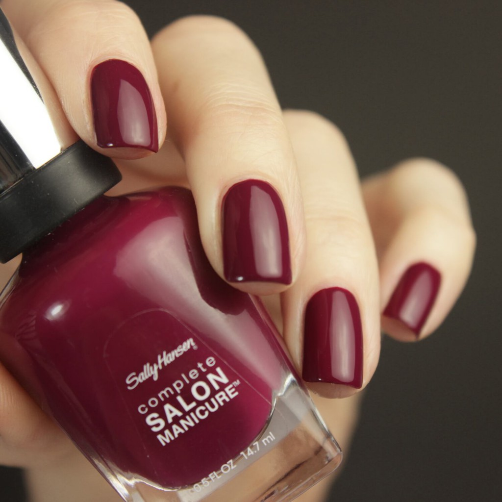 Sally Hansen Scarlet Fever