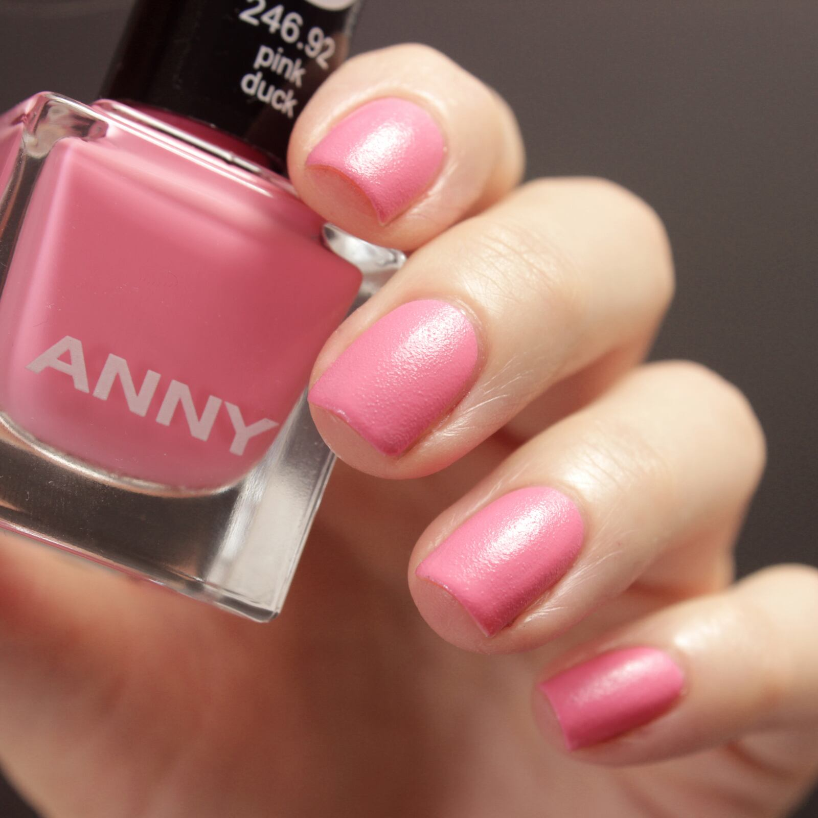 ANNY Pink Duck