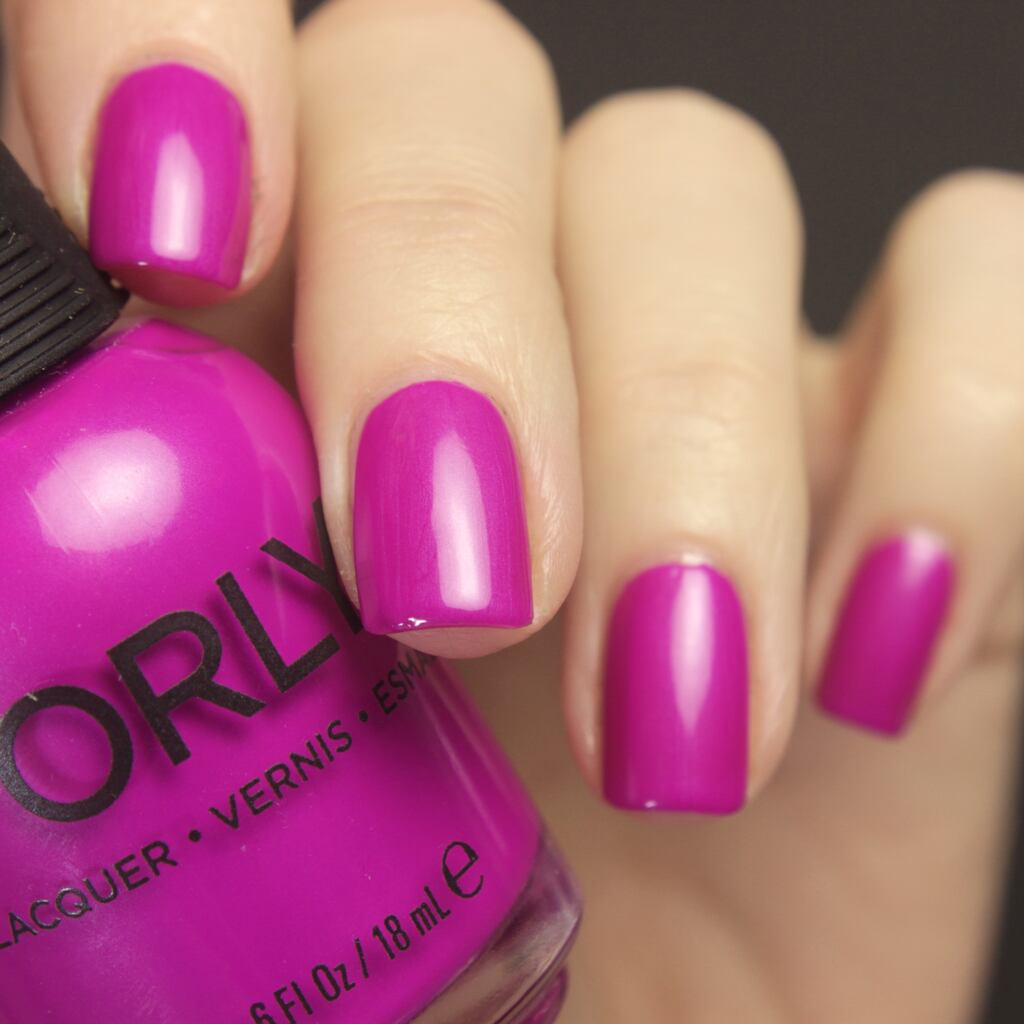 ORLY Paradise Curve