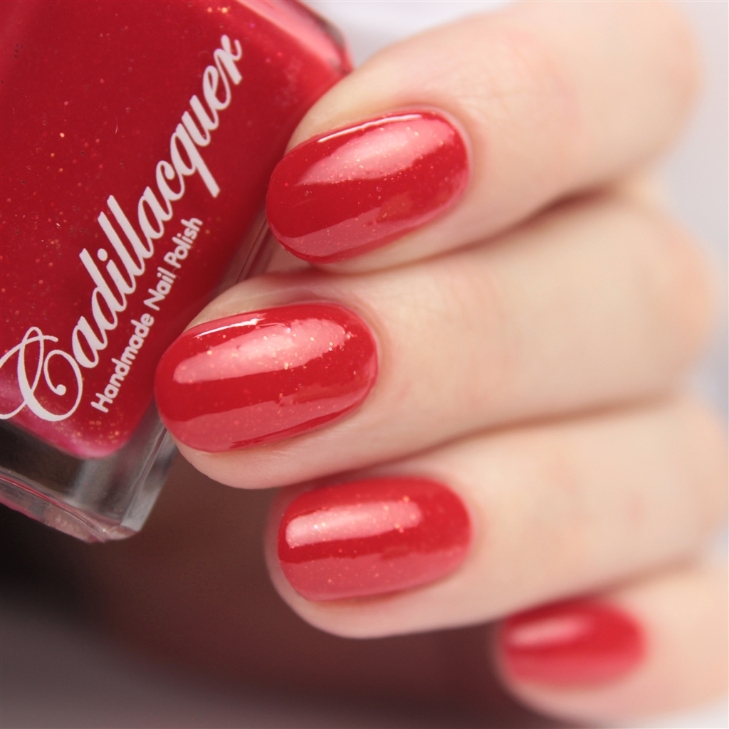 Cadillacquer Kissed By Fire Nail Polish
