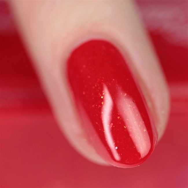 Cadillacquer Kissed By Fire